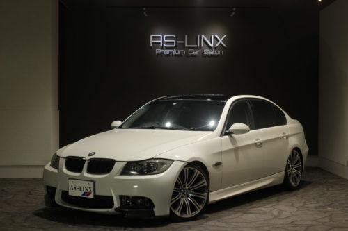BMW 320i 社外エアロ マフラー ローダウン 19AW