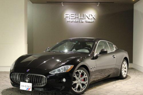 Maserati マセラティ・グラントゥーリズモ パワークラフト可変バルブマフラー