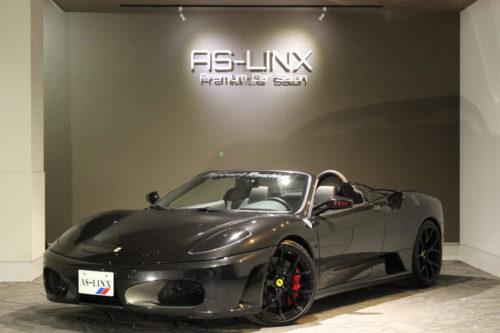 Ferrari F430 スパイダー MSレーシング可変マフラー