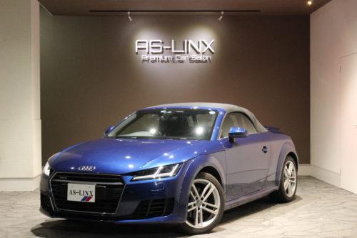 Audi TTロードスター 2.0TFSIクワトロ