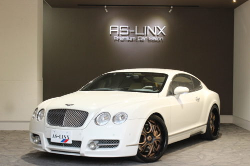 Bentley コンチネンタルGT MANSORY GT63仕様