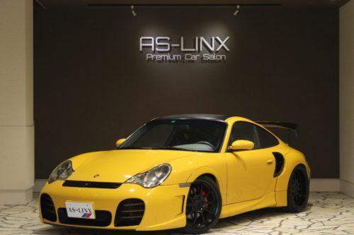 Porsche 911 ターボ ティプトロニックS 4WD カスタム車輌