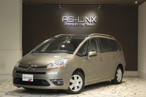Citroën C4 ピカソ エクスクルーシブ ターボ