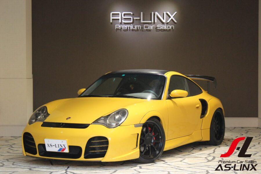 AS-LINX 新規御成約 Porsche 996 ターボ