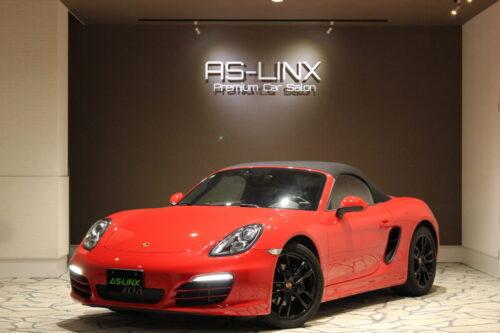 Porsche ボクスター PDK 左H